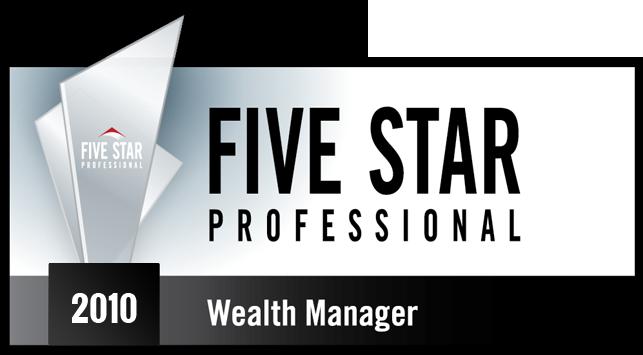 Five Star Professional Winner 2010