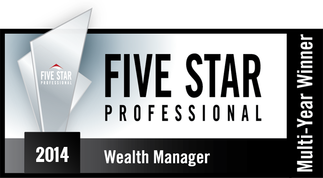 Five Star Professional Winner 2014